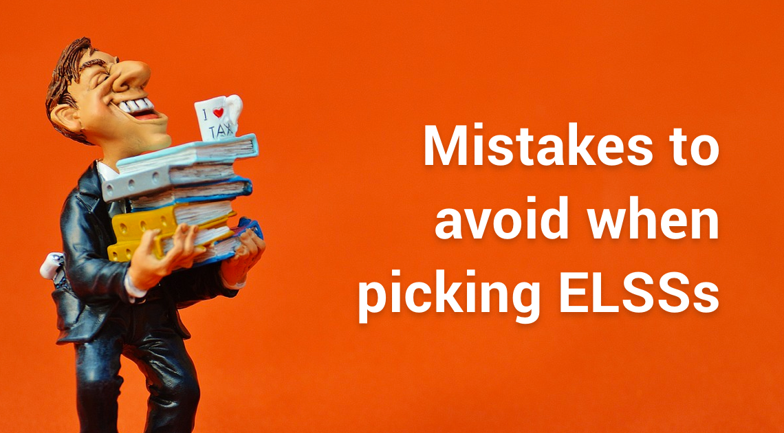mistake to avoid when investing elss